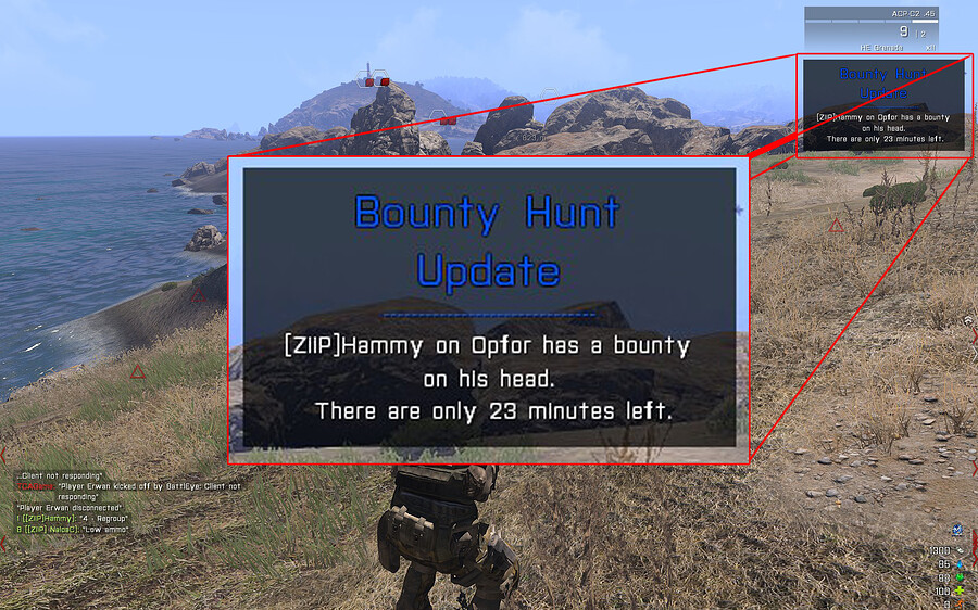 Hammy Bounty